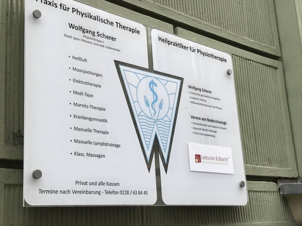 Profilfoto von Praxis für physikalische Therapie Wolfgang Scherer