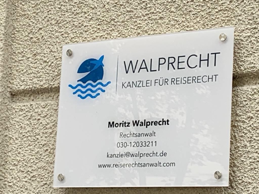 Profilfoto von Anwalt für Reiserecht - Rechtsanwalt Walprecht