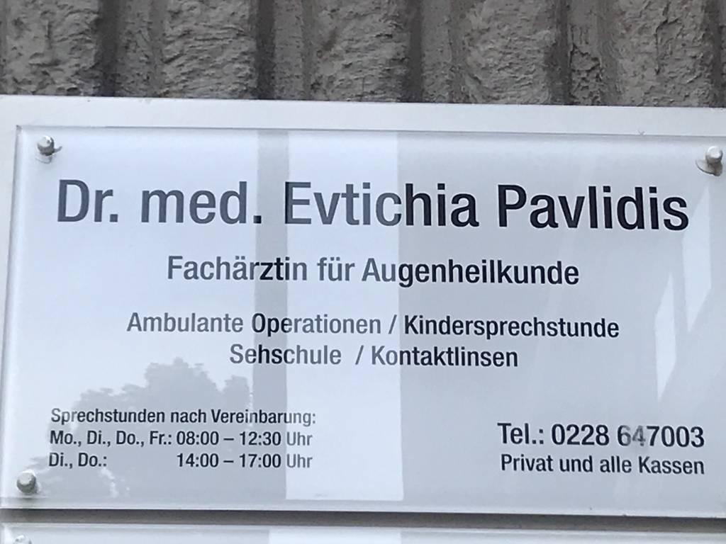 Profilfoto von Dr. Pavlidis