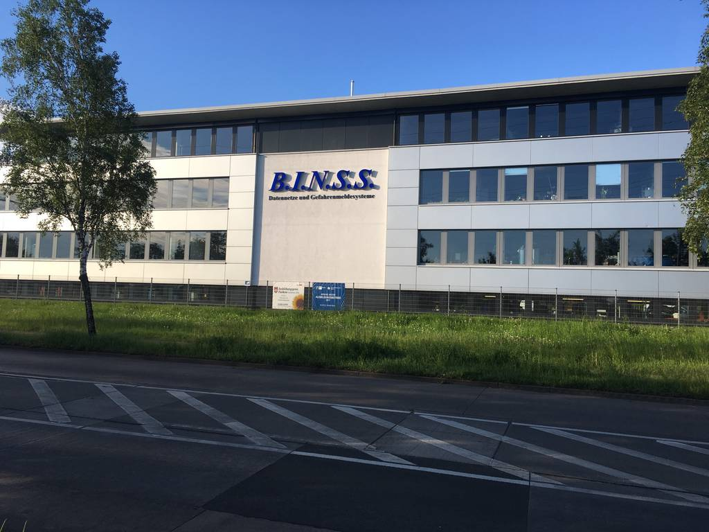 Profilfoto von B.I.N.S.S. Datennetze und Gefahrenmeldesysteme GmbH