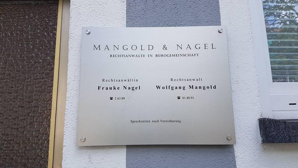 Profilfoto von Rechtsanwalt Wolfgang Mangold