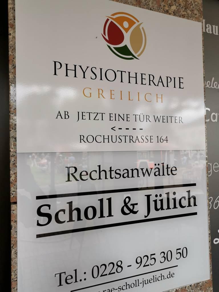 Profilfoto von Physiotherapie Greilich
