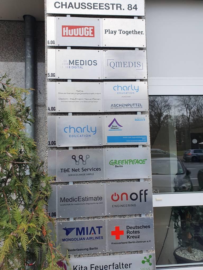 Profilfoto von Charly (PlusPeter GmbH