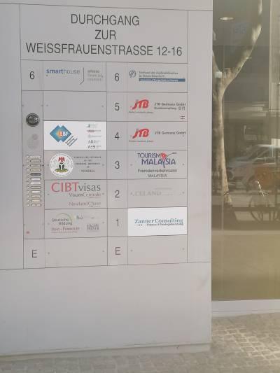 Verband der Auslandsbanken in Deutschland e.V. - Frankfurt am Main