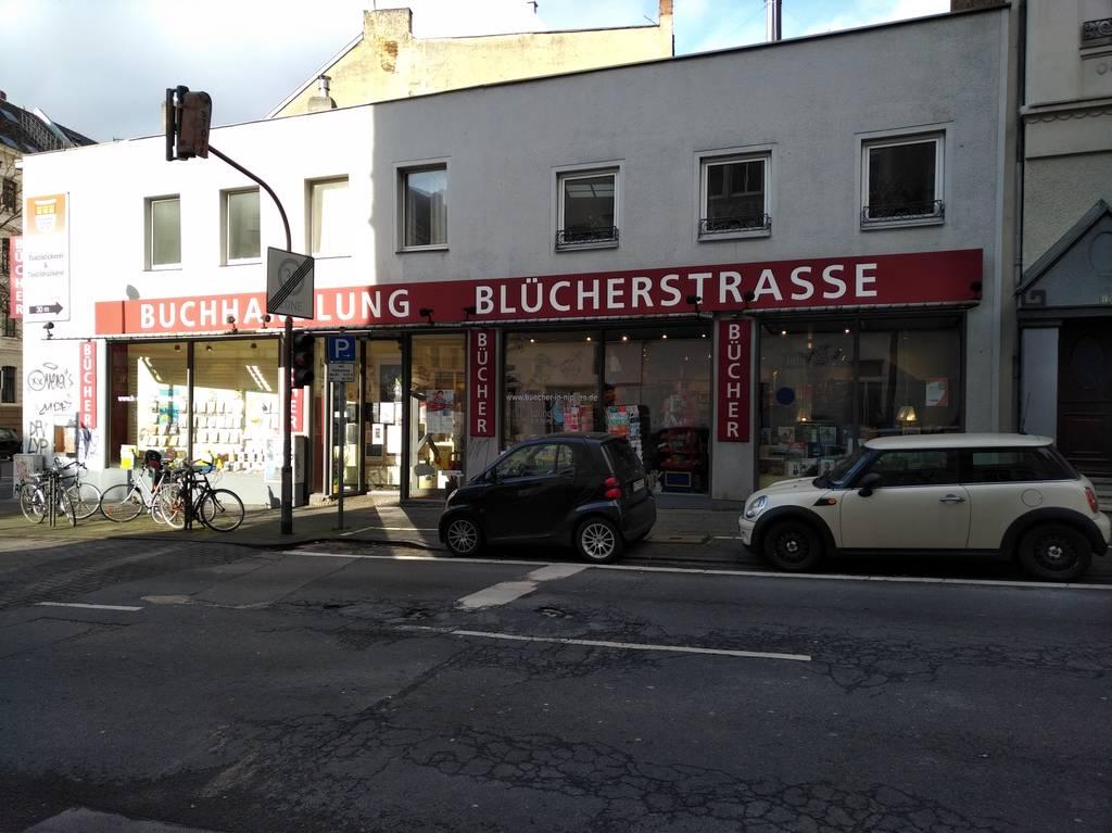 Profilfoto von Buchhandlung Blücherstraße GmbH