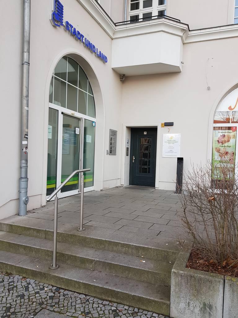 Profilfoto von Mobiler Pflegedienst Born GmbH