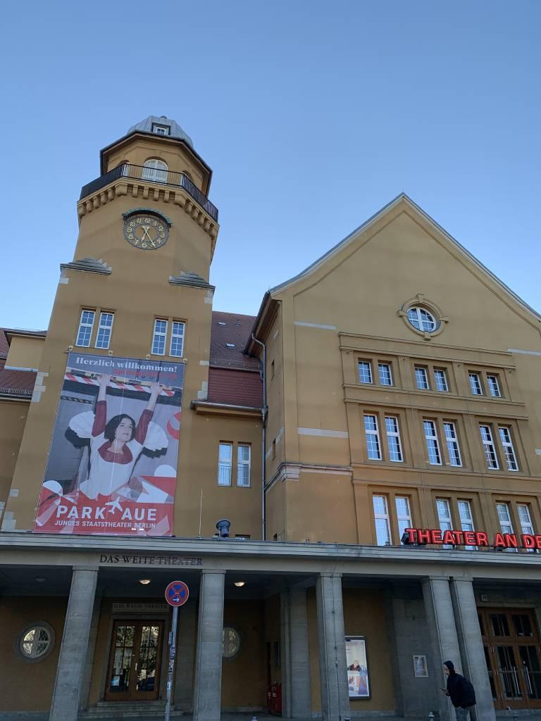 Profilfoto von Theater AN Der Parkaue - Junges Staatstheater Berlin