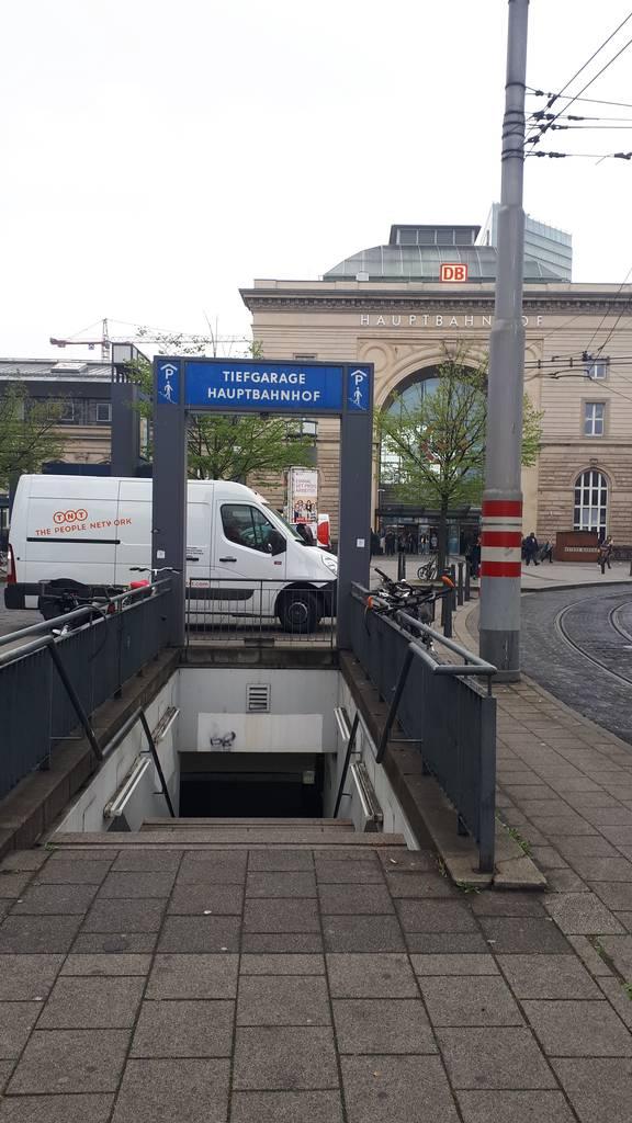 Profilfoto von Tiefgarage Hauptbahnhof P1