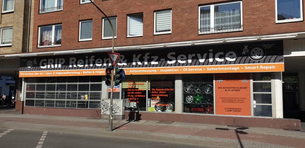 Profilfoto von Grip Reifen & KFZ - Service