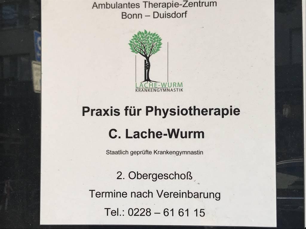Profilfoto von Frau Cornelia Lache-Wurm