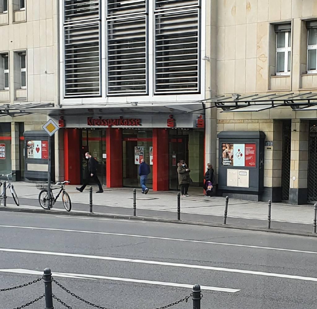 Profilfoto von Kreissparkasse Köln, Geldautomat Neumarkt