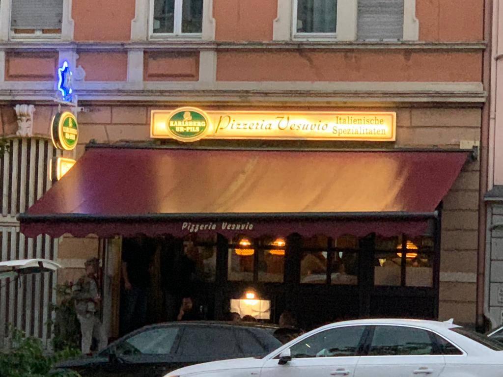 Profilfoto von Pizzeria Vesuvio