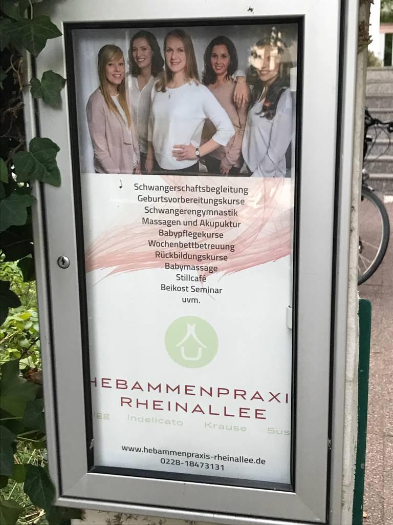 Profilfoto von Hebammenpraxis Rheinallee Bonn