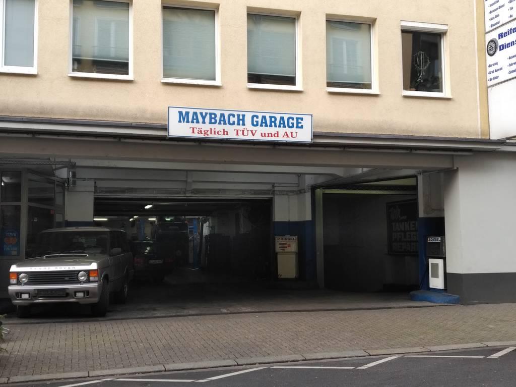 Profilfoto von Maybach Garage