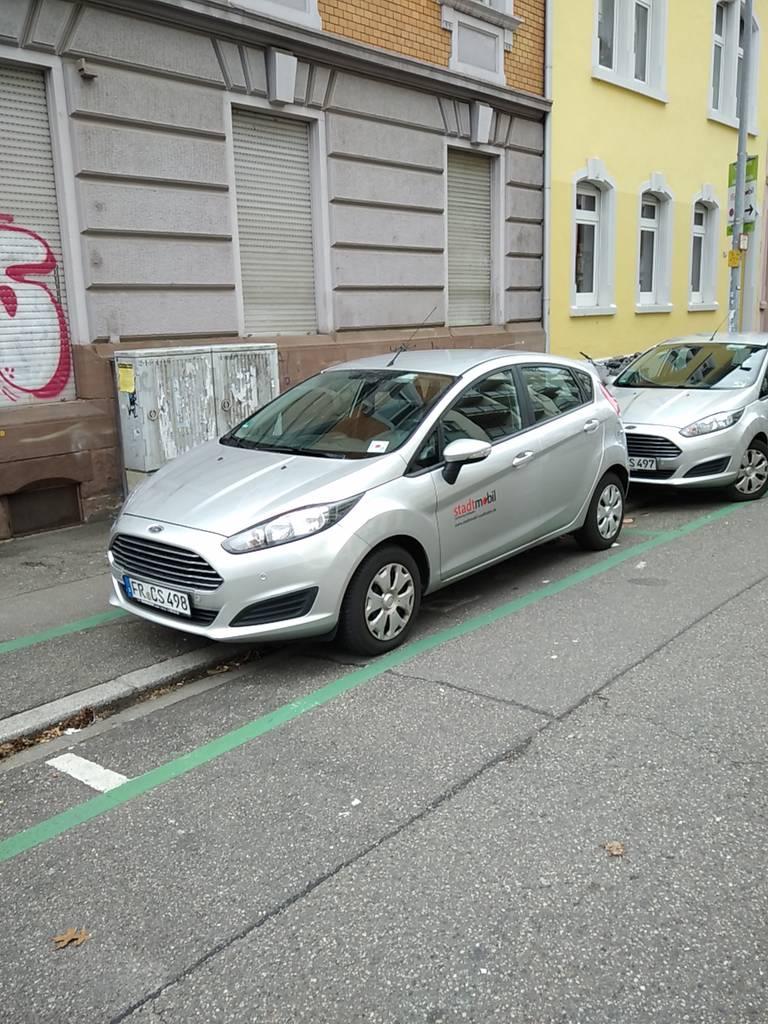 Profilfoto von Stadtmobil CarSharing Südbaden Stellplatz
