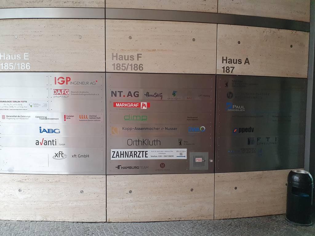 Profilfoto von IABG Industrieanlagen-Betriebs GmbH Berlin