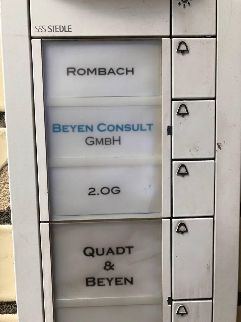 Profilfoto von Beyen Consult GmbH