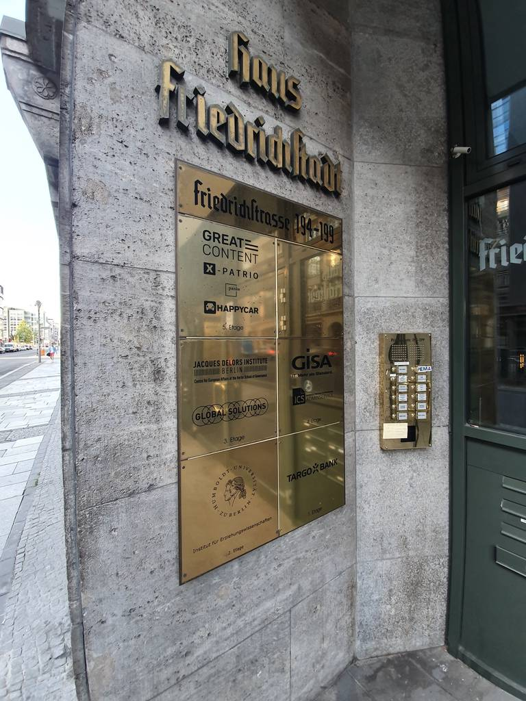 Profilfoto von KUHN Maßkonfektion - Berlin Friedrichstraße