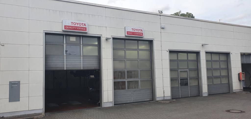 Profilfoto von M.C.F. Motor Company Fahrzeugvertriebs GmbH Toyota