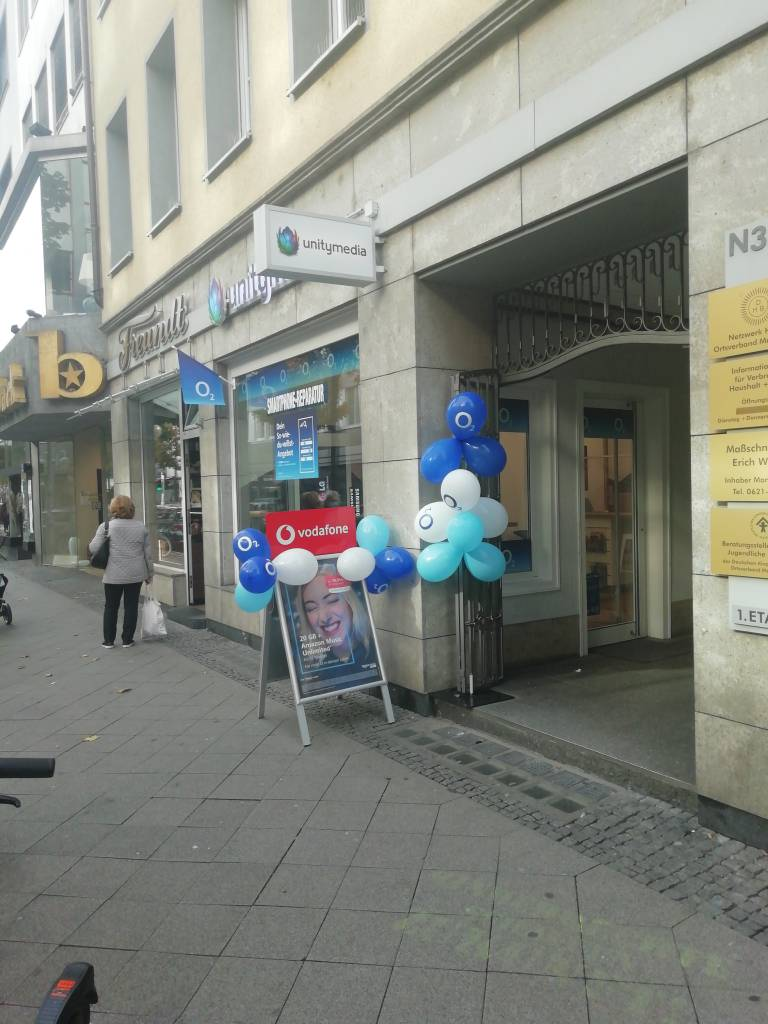 Profilfoto von O2 Vodafone Shop Mannheim