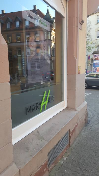 Mary Hair - Karlsruhe