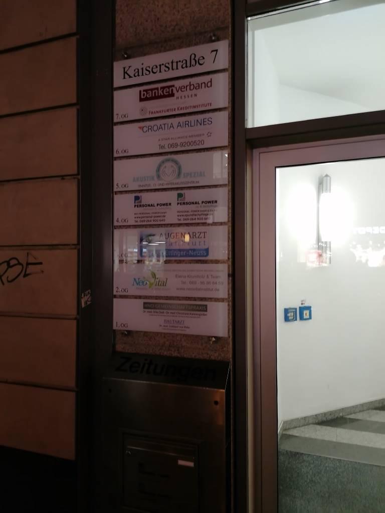 Profilfoto von Bankenverband Hessen e.V.