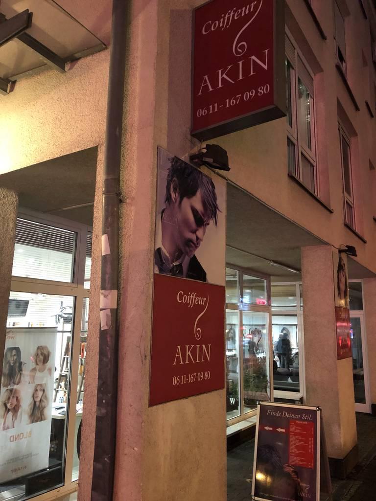 Profilfoto von Coiffeur Akin