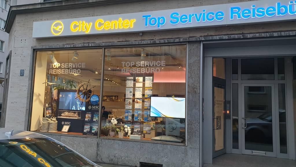Profilfoto von Top Service Int. Reisebüro GmbH Business Travel Lufthansa City Center