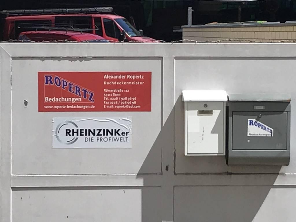 Profilfoto von Ropertz Bedachungen