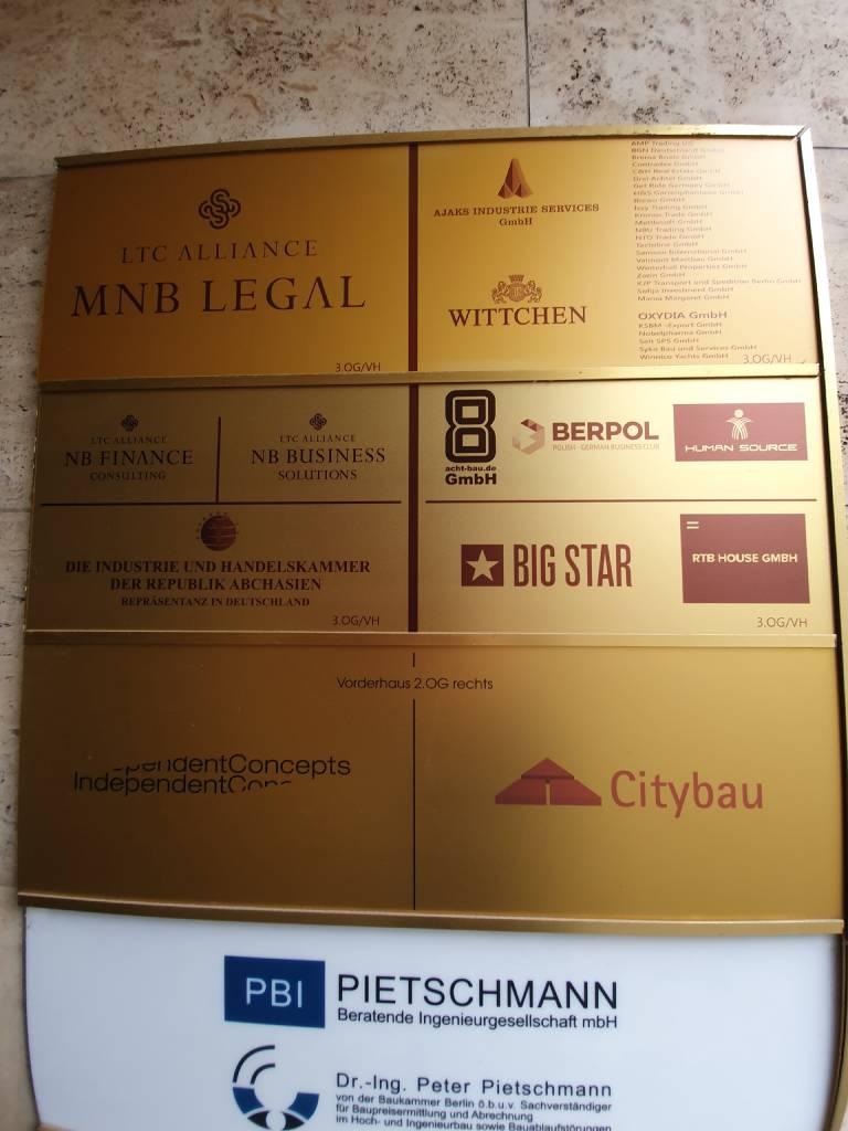 Profilfoto von Ecddp RechtsanwaltsGmbH
