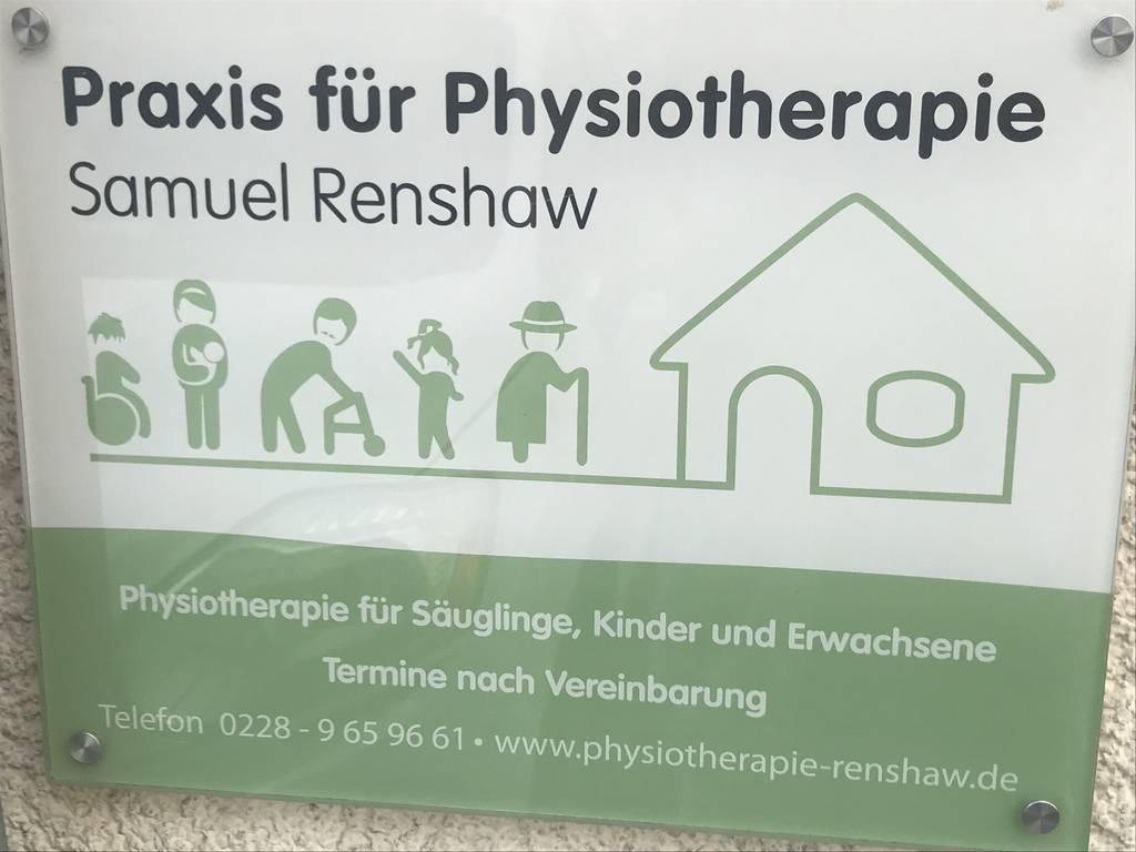 Profilfoto von Physiotherapie nach Bobath in Bonn - Samuel Renshaw