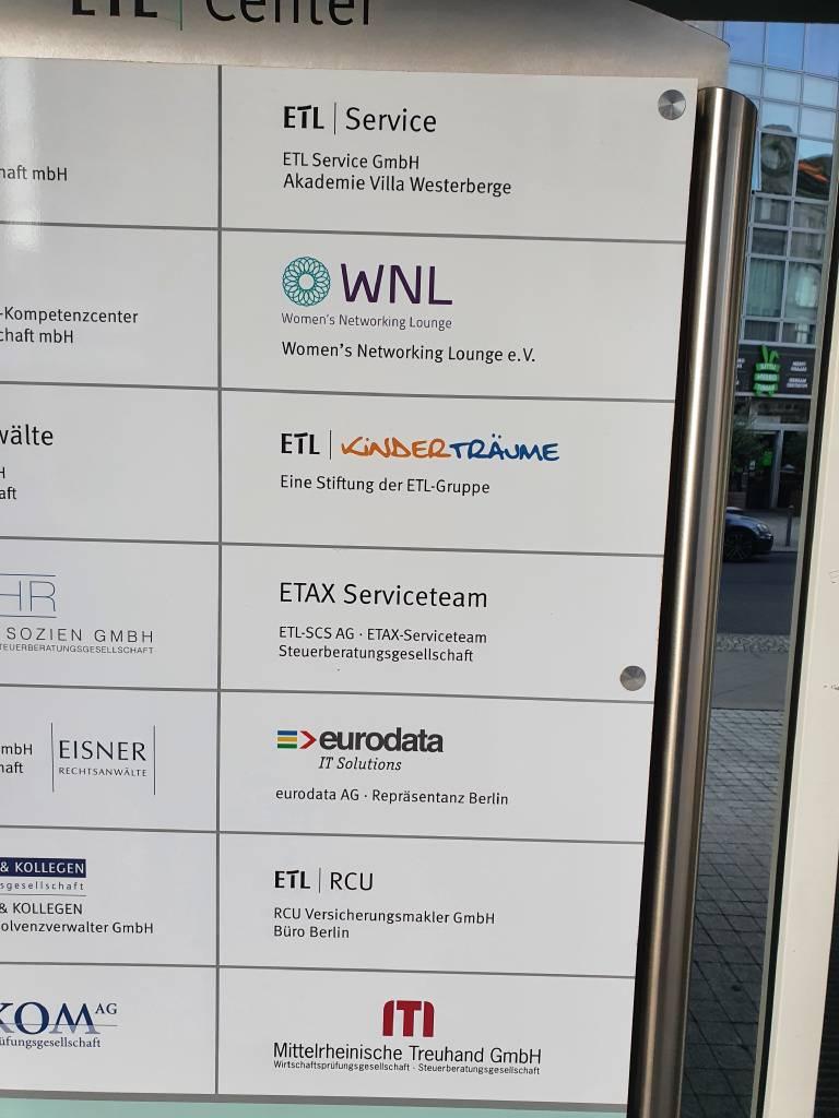 Profilfoto von ETL Center Berlin