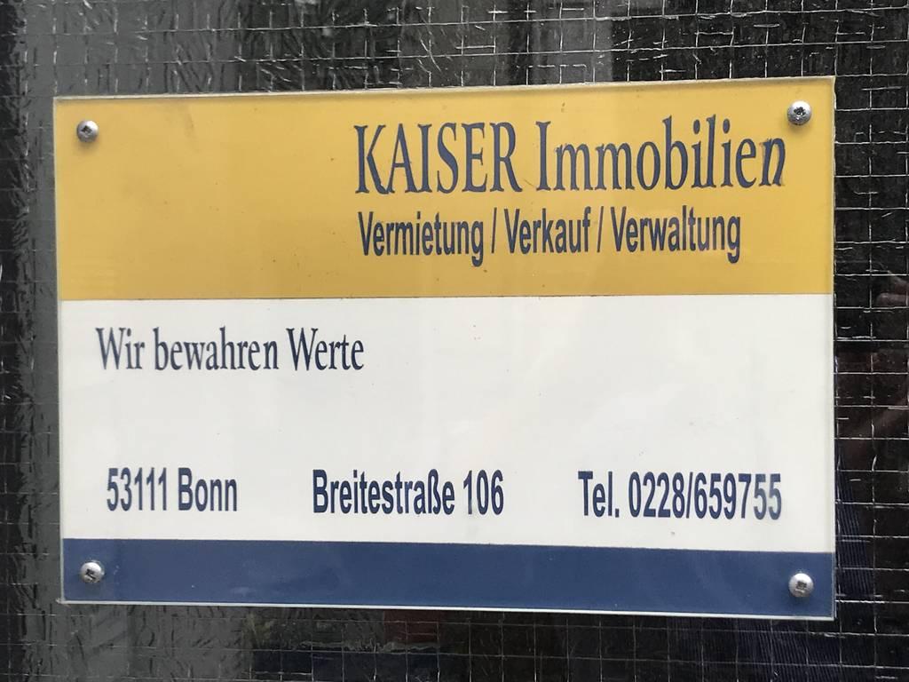 Profilfoto von F. Kaiser Immobilienmakler