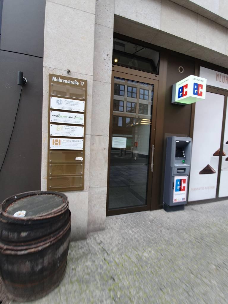 Profilfoto von Προξενικό Γραφείο της Πρεσβείας Βερολίνου