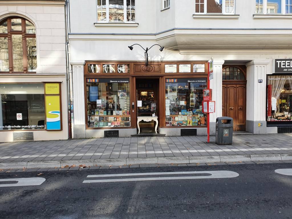 Profilfoto von Die Buchhandlung am Chlodwigplatz