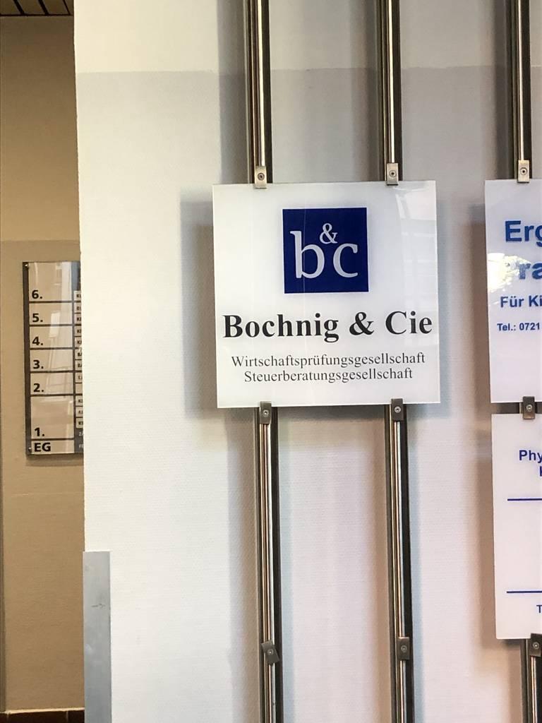 Profilfoto von Bochnig & Cie Partnerschaft Steuerberatungsgesellschaft