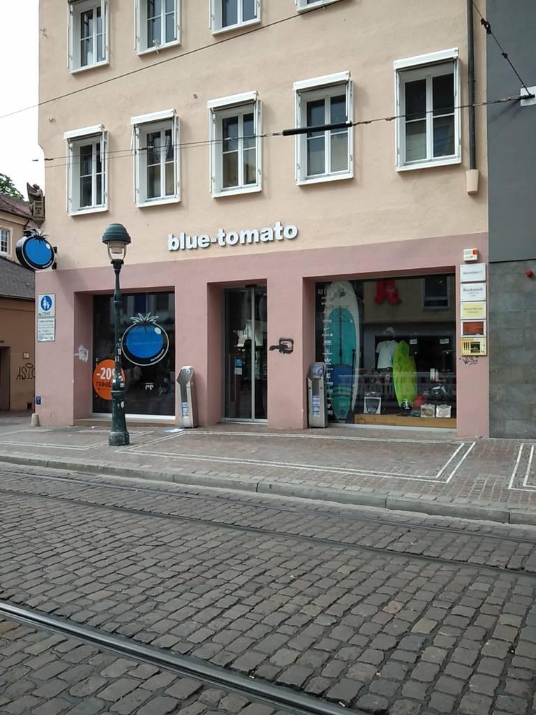 Profilfoto von Blue Tomato Shop Freiburg