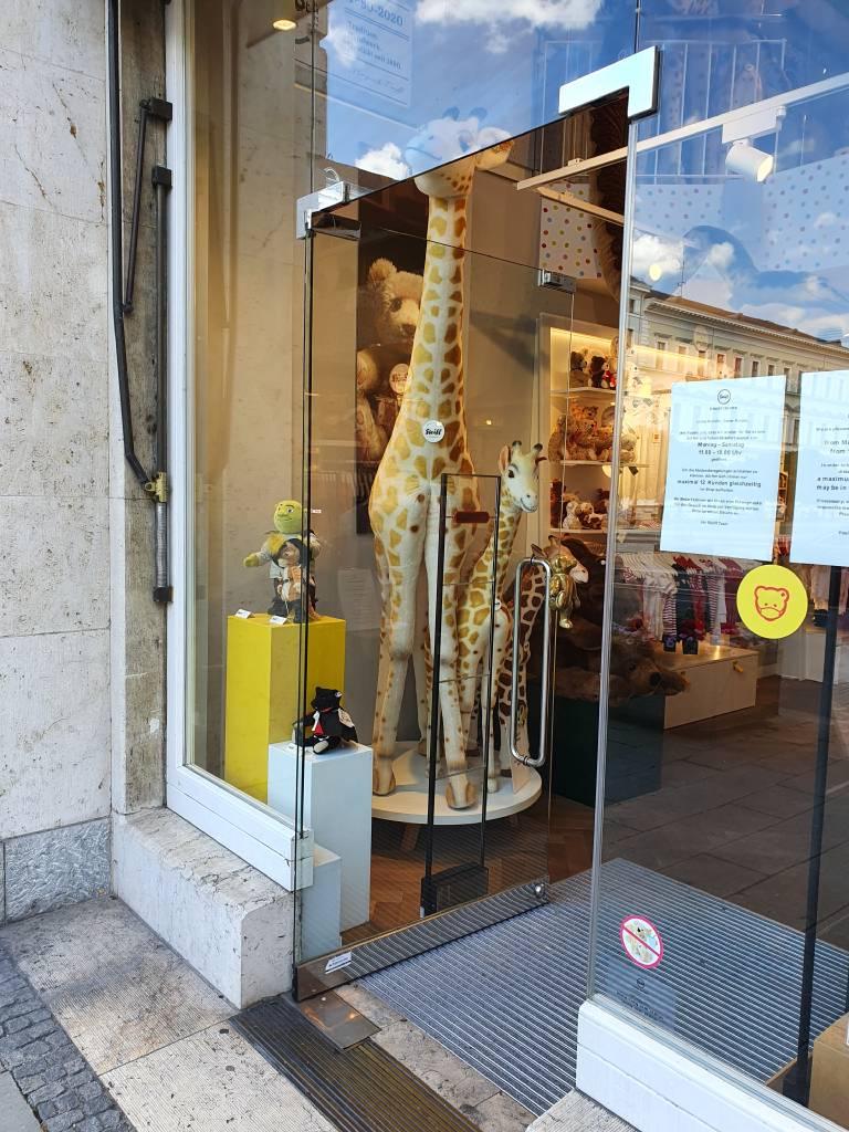 Profilfoto von Steiff Shop München