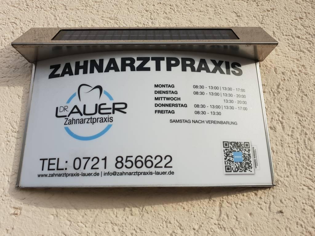Profilfoto von Zahnarztpraxis Dr. Lauer