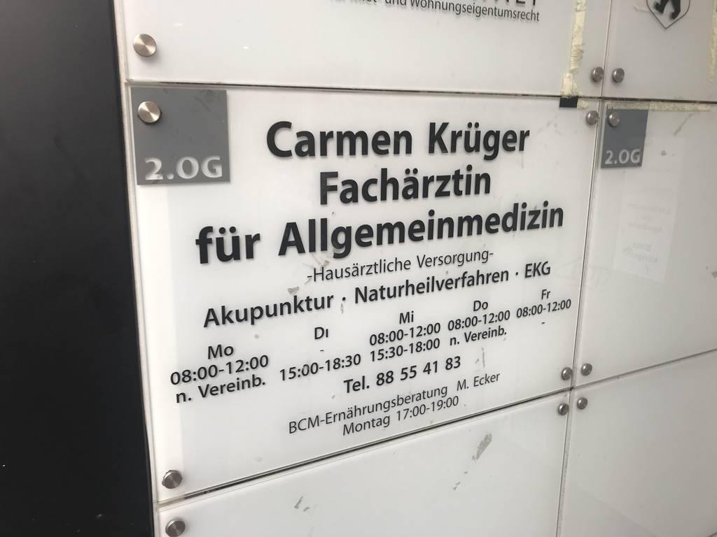 Profilfoto von Frau Carmen Krüger