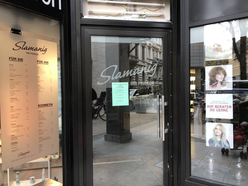 Profilfoto von Slamanig Ihr Top Friseur in Bonn