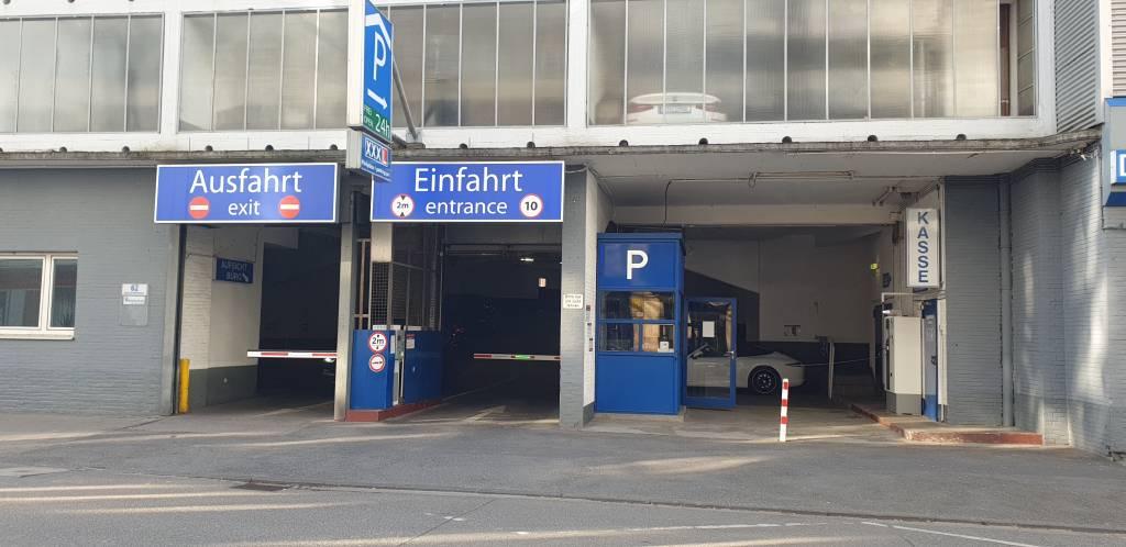 Profilfoto von Parkhaus am Hauptbahnhof
