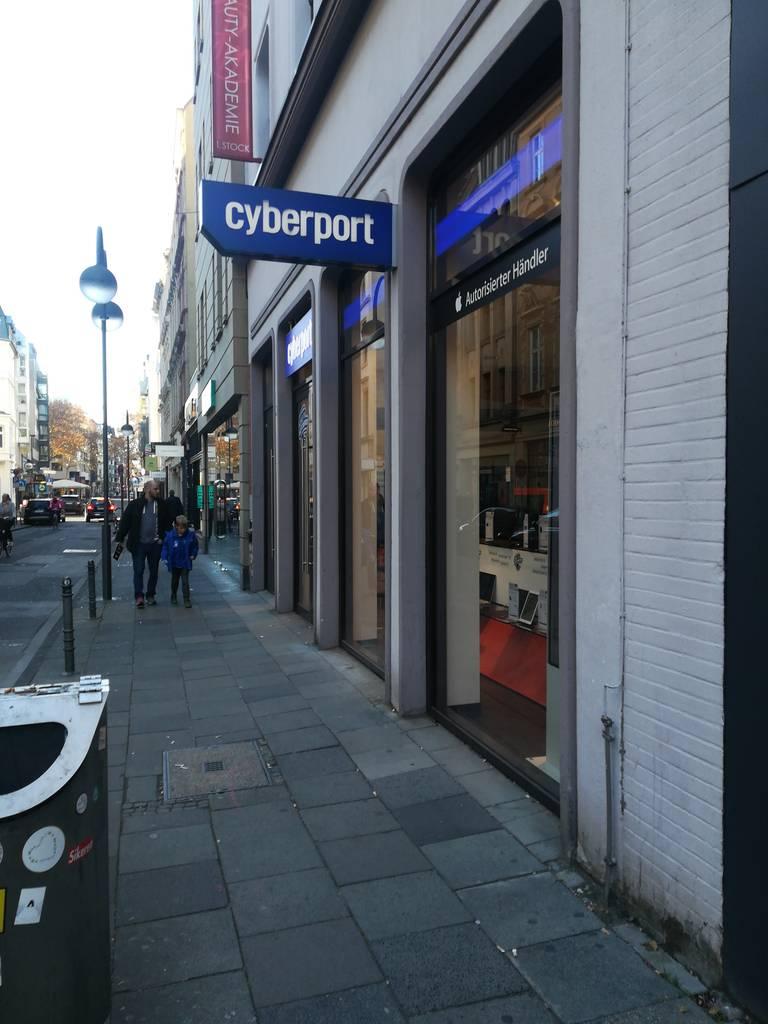 Profilfoto von Cyberport Store Köln - Apple, Notebooks & Co.