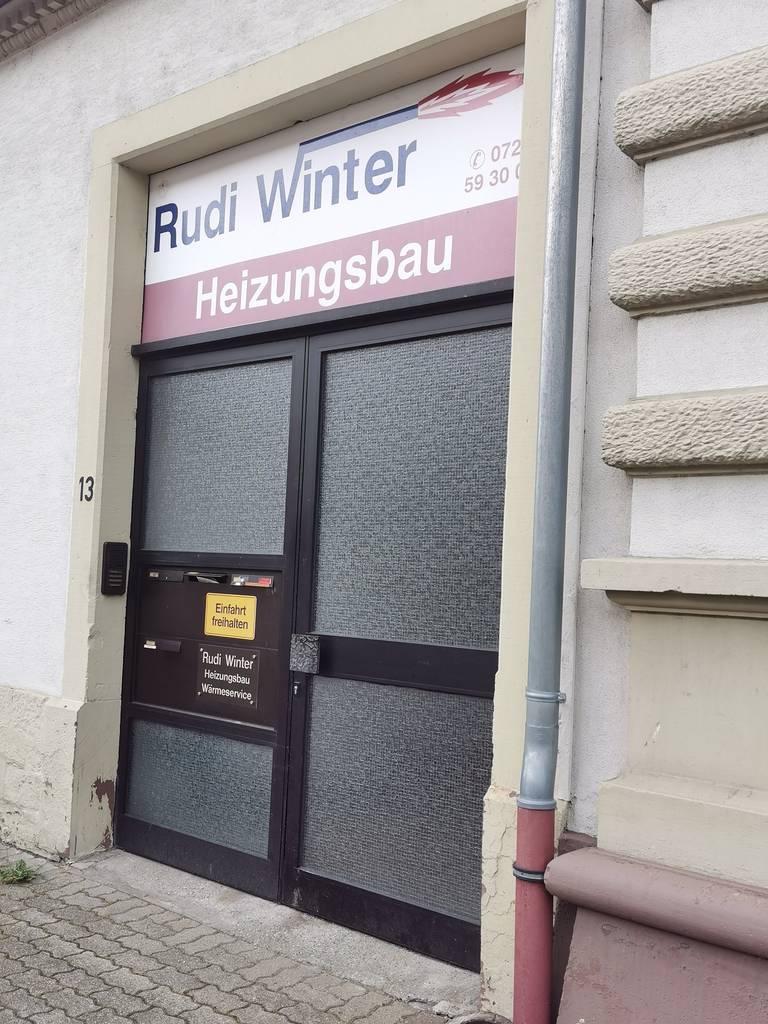 Profilfoto von Rudi Winter - Heizung & Sanitär