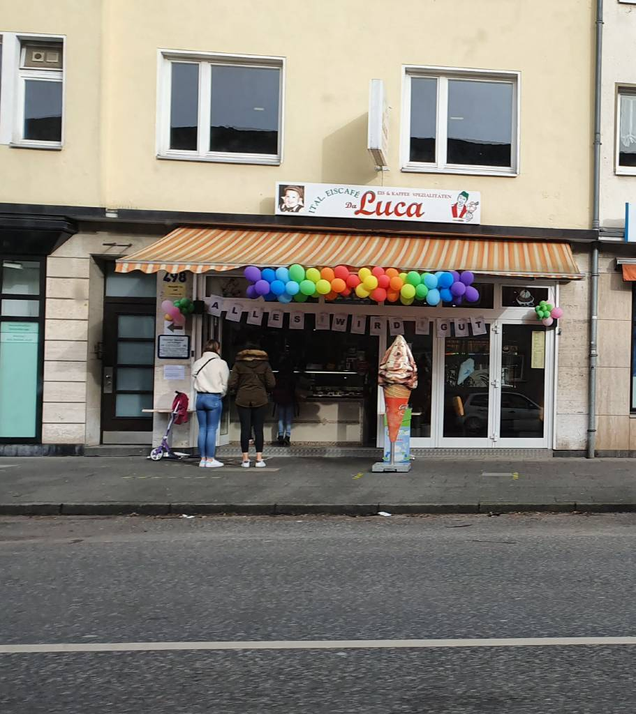 Profilfoto von Eiscafe Da Luca - Köln