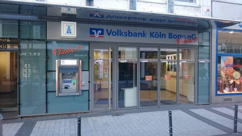 Profilfoto von Volksbank Köln Bonn eG, Filiale 11