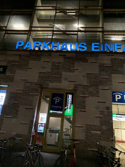 Enterprise Autovermietung - Berlin-Bahnhof Zoologischer Garten - Berlin