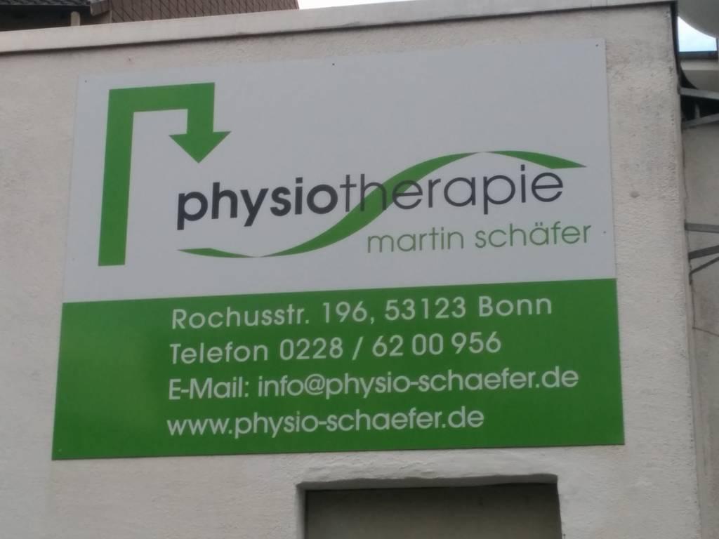 Profilfoto von Physiotherapie Martin Schäfer