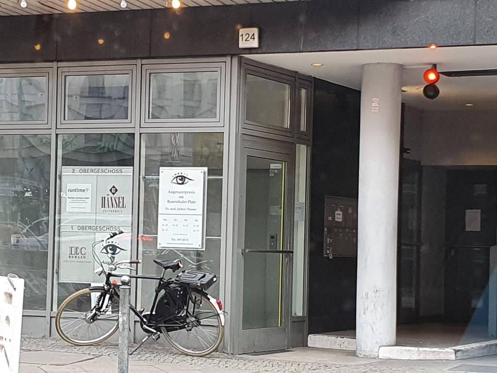 Profilfoto von Augenarztpraxis am Rosenthaler Platz