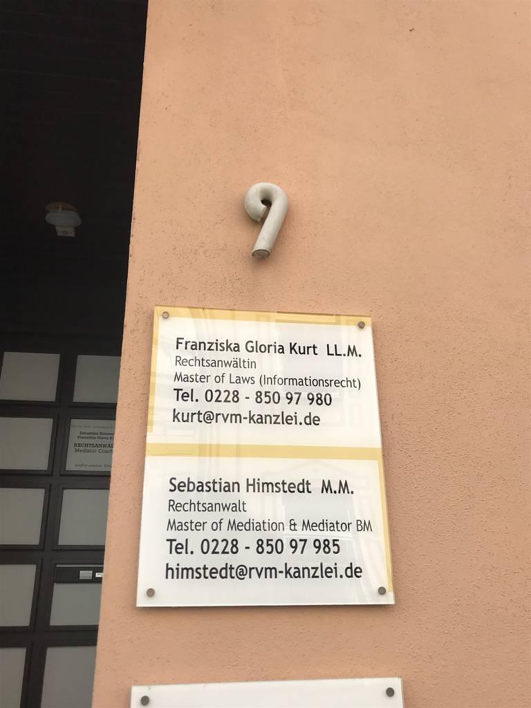 Profilfoto von Rechtsanwälte, Mediator & Coaches Himstedt & Kurt - RVM-Kanzlei Bonn